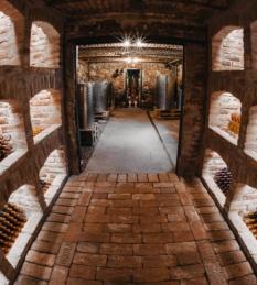 vinná pivnica vinárstva Kollárwinery